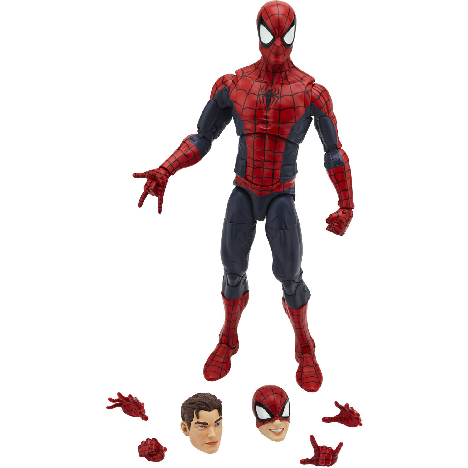 18 Inch Spider Man 2 Toy : Infinite earths new images of quot marvel legends spider