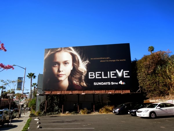 Believe season 1 billboard