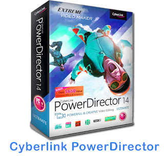Cyberlink PowerDirector Free Video Editing Software