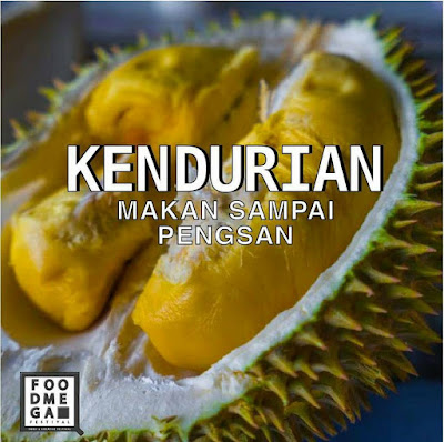 Durian Buffet Feast Malaysia Shah Alam Selangor
