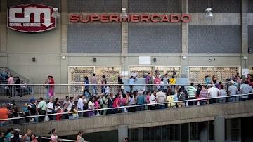 os venezuelanos atingem o ponto de desespero, pois a fome e a inflação segue sem precedentes