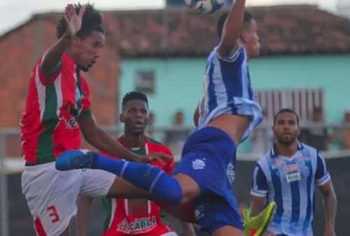 CSA estreia no Alagoano 2019