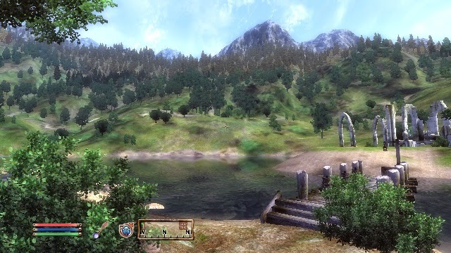 The Elder Scrolls 4 Oblivion Free Download Games
