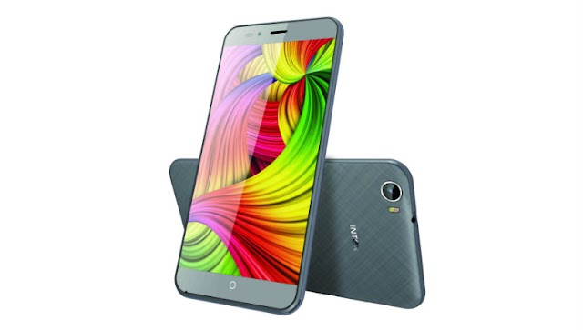 INTEX cloud swift with 3GB RAM, 4G LTE Launched For INR 8,888.