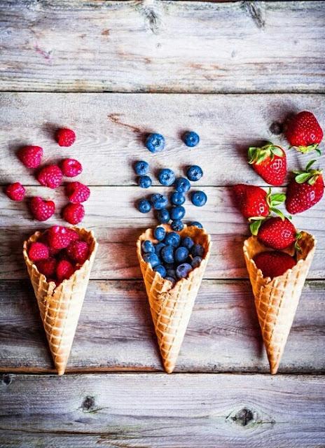 Raw zmrzlina