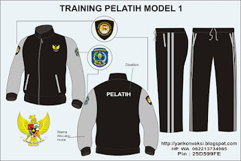 TRAINING PELATIH PASKIBRAKA