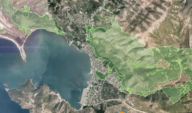 2η παράταση προθεσμίας υποβολής αντιρρήσεων κατά του αναρτημένου δασικού χάρτη Δημοτικής Κοινότητας Ηγουμενίτσας