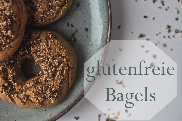 the perfect recipe for gluten free Bagels (vegan option)