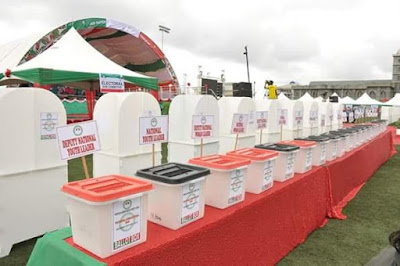 Emergency in PDP as two groups hold party convention in Abuja and Portharcourt 4