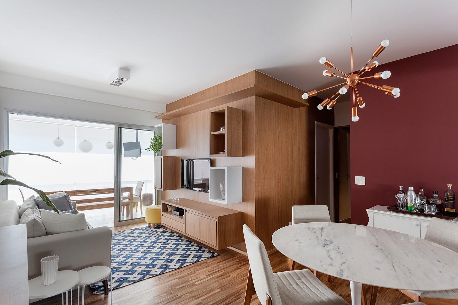 Blog achados de decora o um apartamento pequeno for Como decorar un apartamento moderno