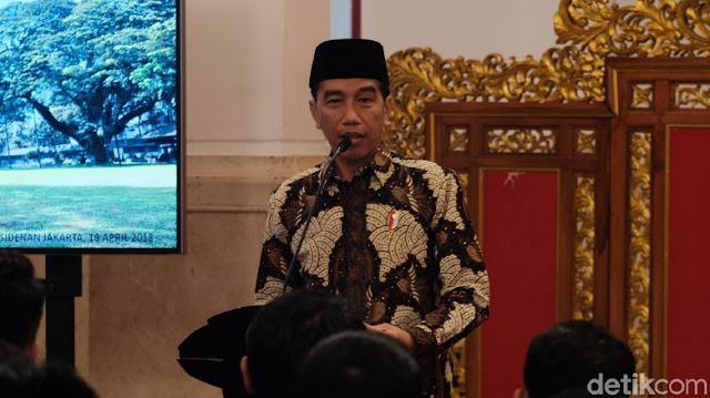 Jokowi Anti Islam