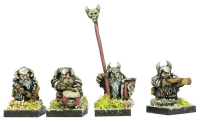 FDB102 Evil Dwarves with Crossbows