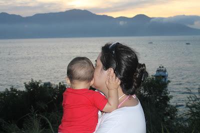 viajando com bebe