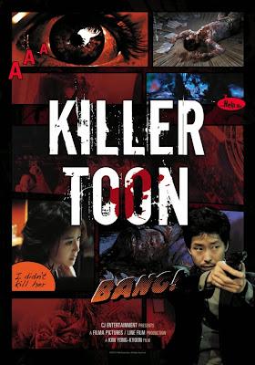 Killer Toon – DVDRip AVI e RMVB Legendado