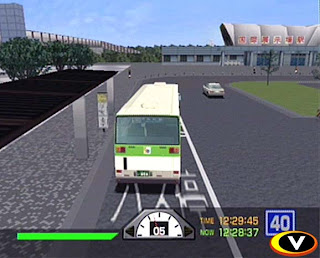 Tokyo Bus Guide 2 (PS2) 2005