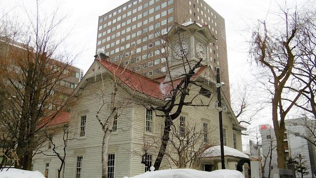 北海道 札幌時計台