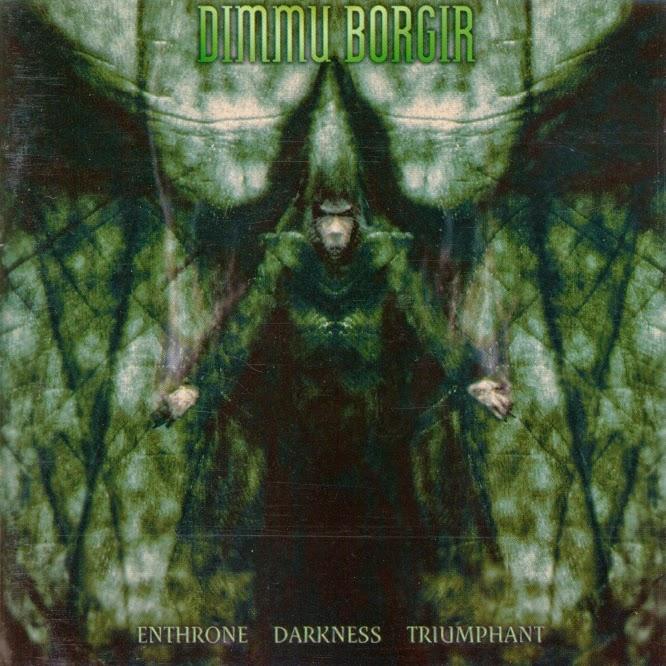 dimmu borgir enthrone darkness triumphant rar
