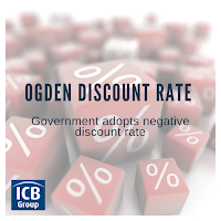 The Impact of the Ogden Discount Rate Reduction