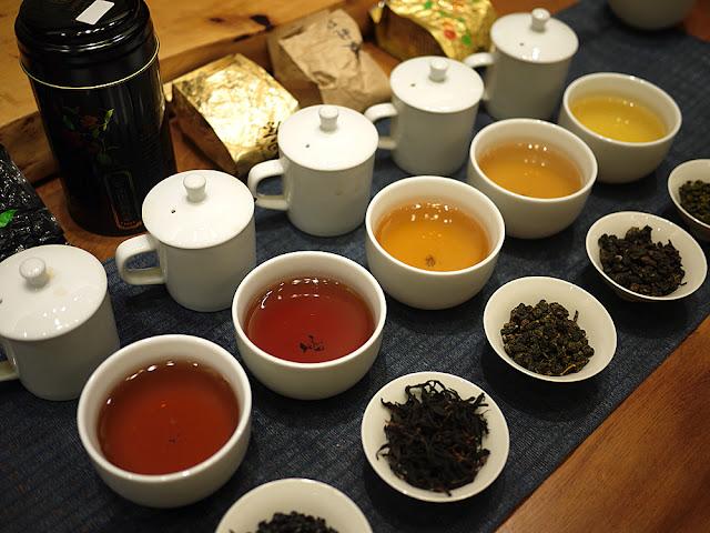 P1290713 - 【熱血採訪】台中茶店山記京華│蔣經國三度蒞臨的黑金仔茶,15年老茶的好味道