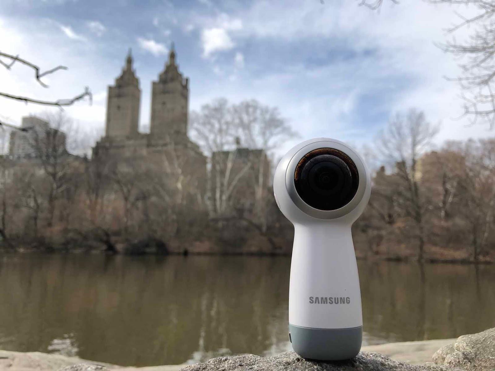 Näkymää Central Parkista