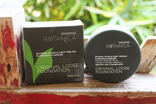 Review Mineral Botanica Loose Foundation