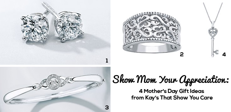 011d13e78 Show Mom Your Appreciation: 4 Mother's Day Gift Ideas from ... Kays Mothers  Rings ...