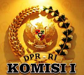 Uraian Tugas Komisi I DPR RI
