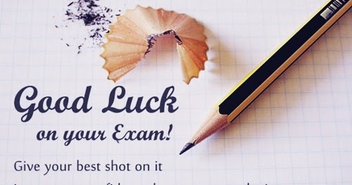 Top 100 Good Luck Sms In English 2019
