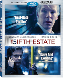 Blu-ray Review - The Fifth Estate