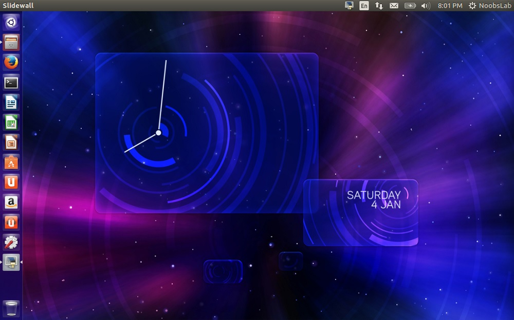 Slidewall Live Wallpaper Application, Install in Ubuntu/Linux Mint - NoobsLab | Tips for Linux ...