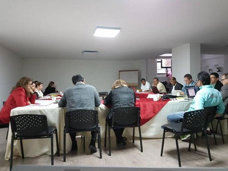 Taller de DDHH de la USO en Bogotá para empoderar a trabajadores y comunidades