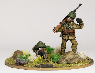 Polish Anti Tank Rifle 28mm Miniatures Warlord Games