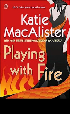 Playing with fire – Katie MacAlister