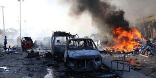 Allahu Akbar! Serangan Bom Tewaskan Tujuh Militer Syiah di Irak