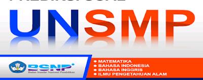 Latihan Soal Dan Kunci Jawaban UNBK 2016/2017 Untuk SMP