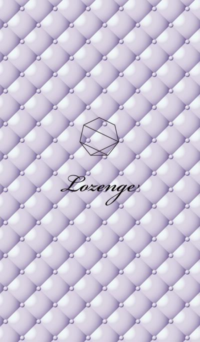 Lozenge-Purple