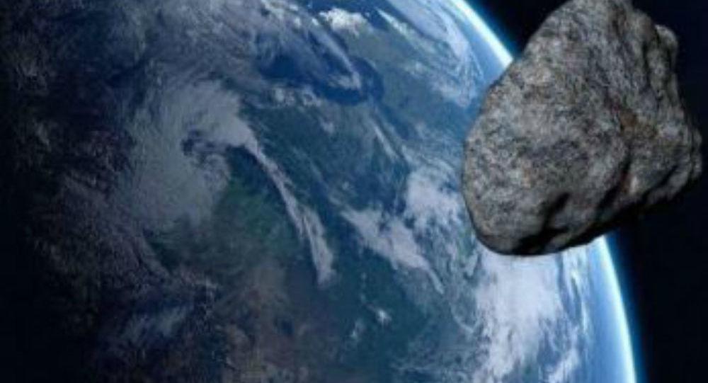 Αστεροειδής πέρασε «ξυστά» από τη Γη - Βίντεο