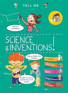 Tell Me: Science & Inventions!