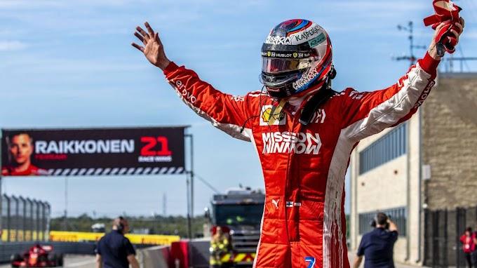 Kimi vuelve a ganar  tras 113 carreras y cinco años de sequía.