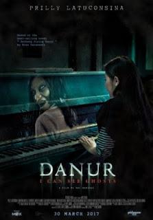 Hasil gambar untuk Danur : I Can See Ghosts (2017) DVDRip
