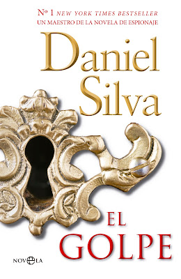 El golpe - Daniel Silva (2016)