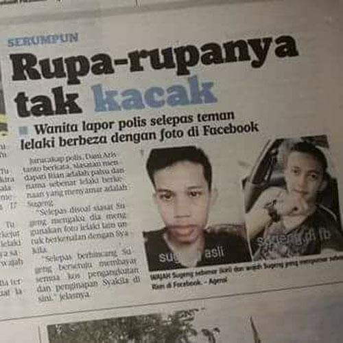 Kisah Cinta Anah Syakila Dan Sugeng Viral Hingga Masuk Berita Malaysia