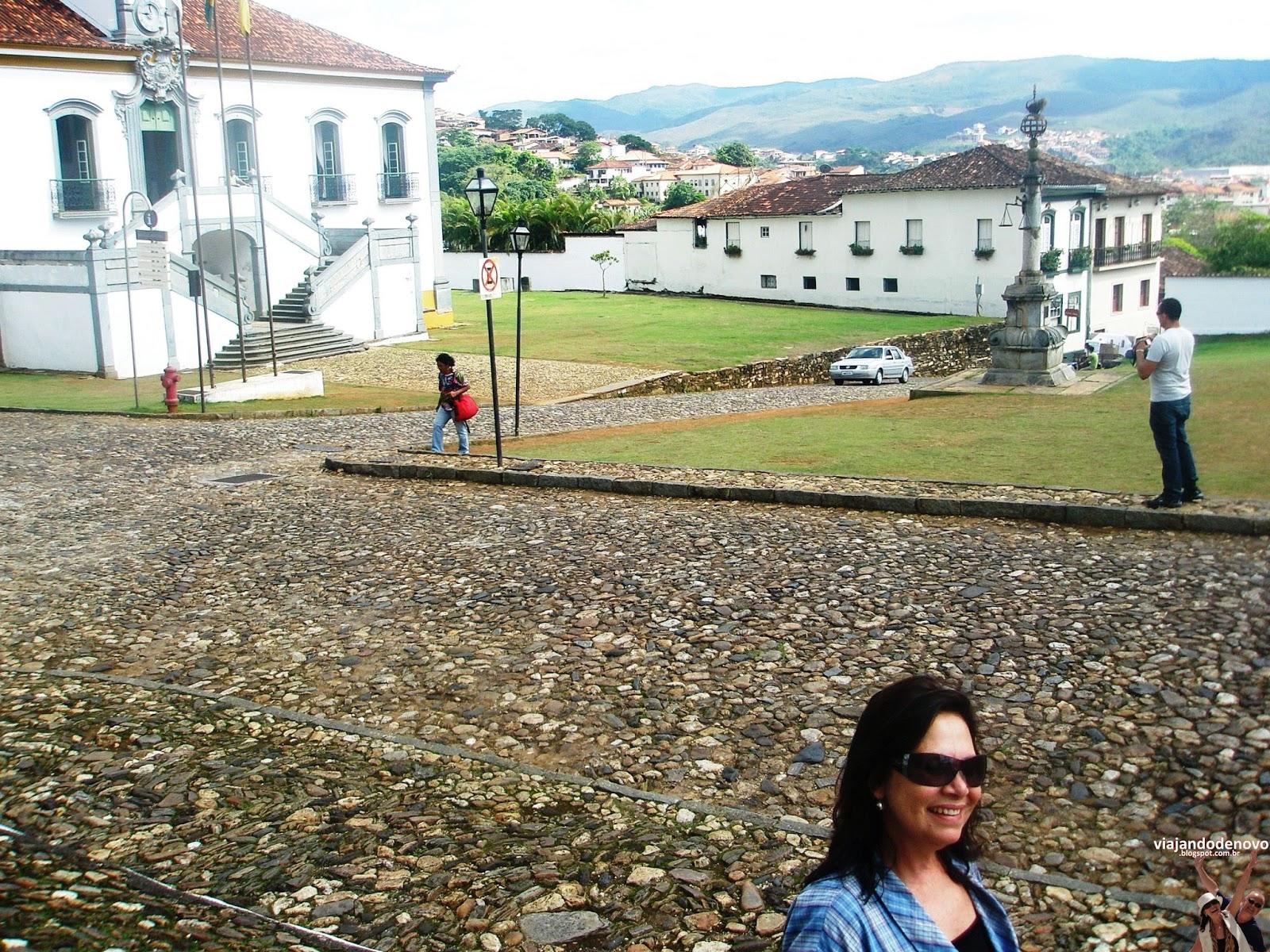 Viajando de Novo: Mariana