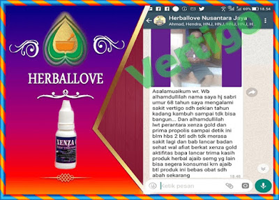 √ Penyebab dan Obat Paling Ampuh untuk Vertigo ⭐ Xenza Gold Obat Vertigo Alami