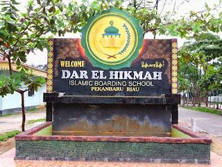 Pondok Pesantren Dar El Hikmah Pekanbaru - Riau