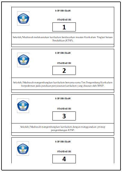 Download Aplikasi Excel Cover, Label MAP Akreditasi Sekolah, https://gurujumi.blogspot.com/
