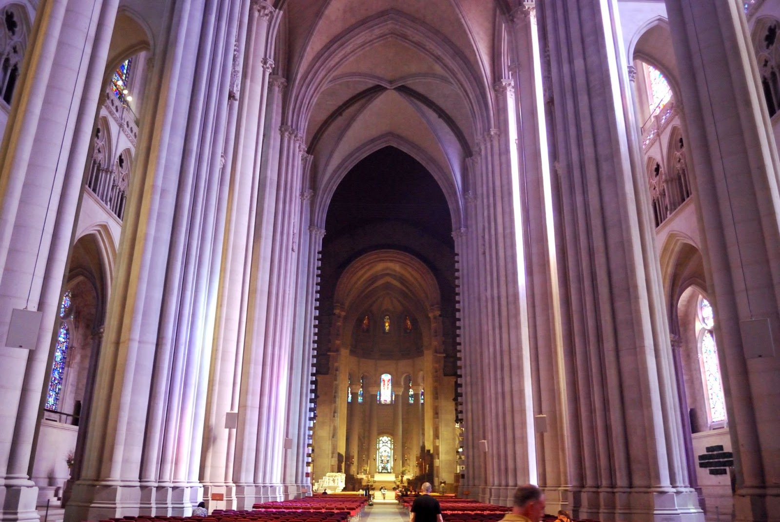 Cathedral of Saint John the Divine, United States