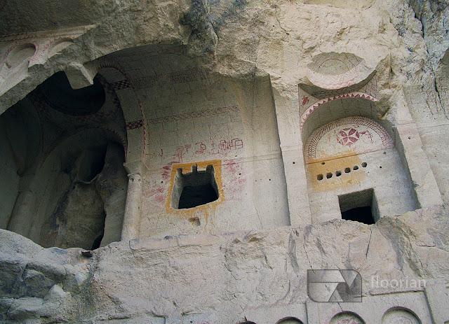 Dolina Göreme to jedna z największych atrakcji turystycznych w Kapadocji w Turcji.