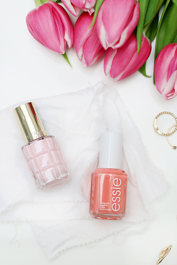 Spring 2016 new nail polishes