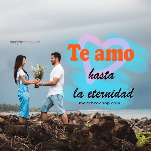 bellas frases de amor novio, novia esposo, feliz dia amor